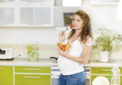 dieta gravidanza