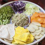 Girotondo di verdure
