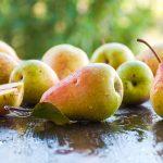 I benefici delle pere