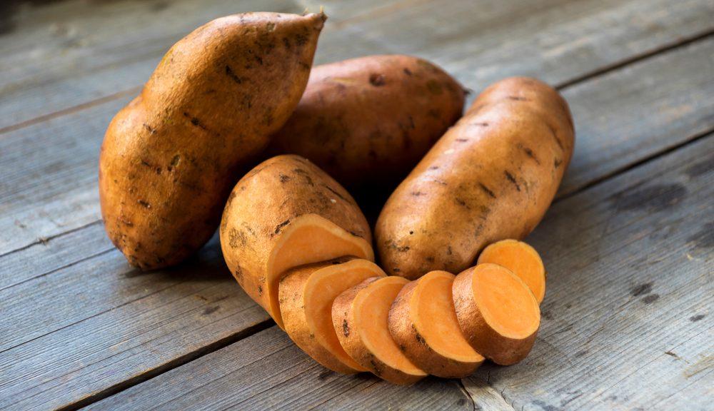 patate dolci: i benefici per la salute